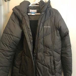 Columbia Mid Thigh Winter Jacket